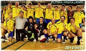 FBK Polanska banda 2012-2013